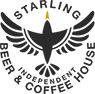 Starling Independent Beer & Coffee House Logo