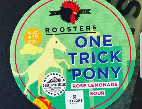Roosters & Hawkshead Tap Takeover 7th Feb 7pm
