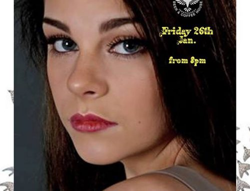 Niamh Mirfield LIVE 26th Jan 8pm