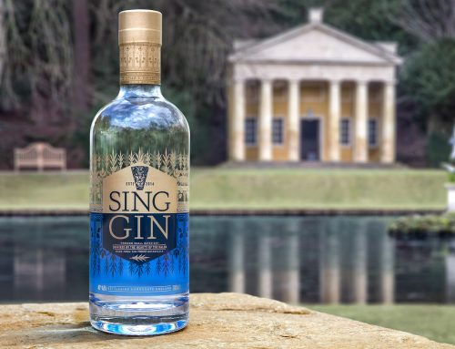 Sing Gin Sampling Evening – August 31st 7pm