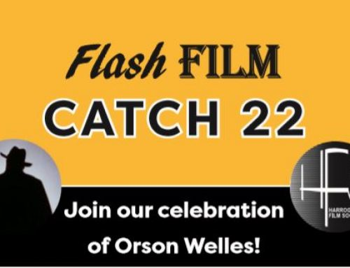 Flash FILM – CATCH 22 – Mon 1st Apr 7.30pm